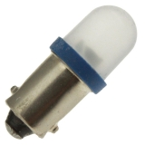 LED-BLUE-DOME-T31/4-MB-6-28V